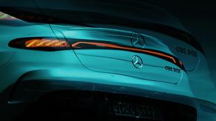 Mercedes-Benz EQE - Salón de Munich 2021 - IAA 2021 - eléctrico -...
