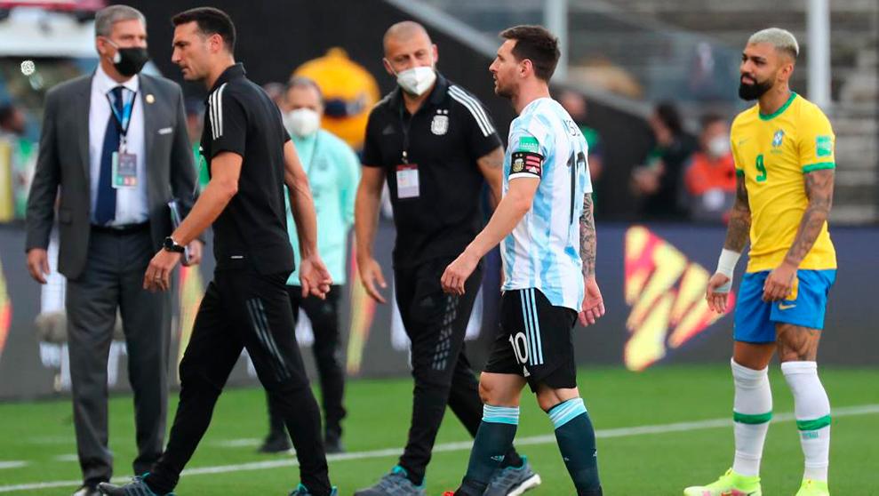 """Argentina tiene que ser severamente castigada"""