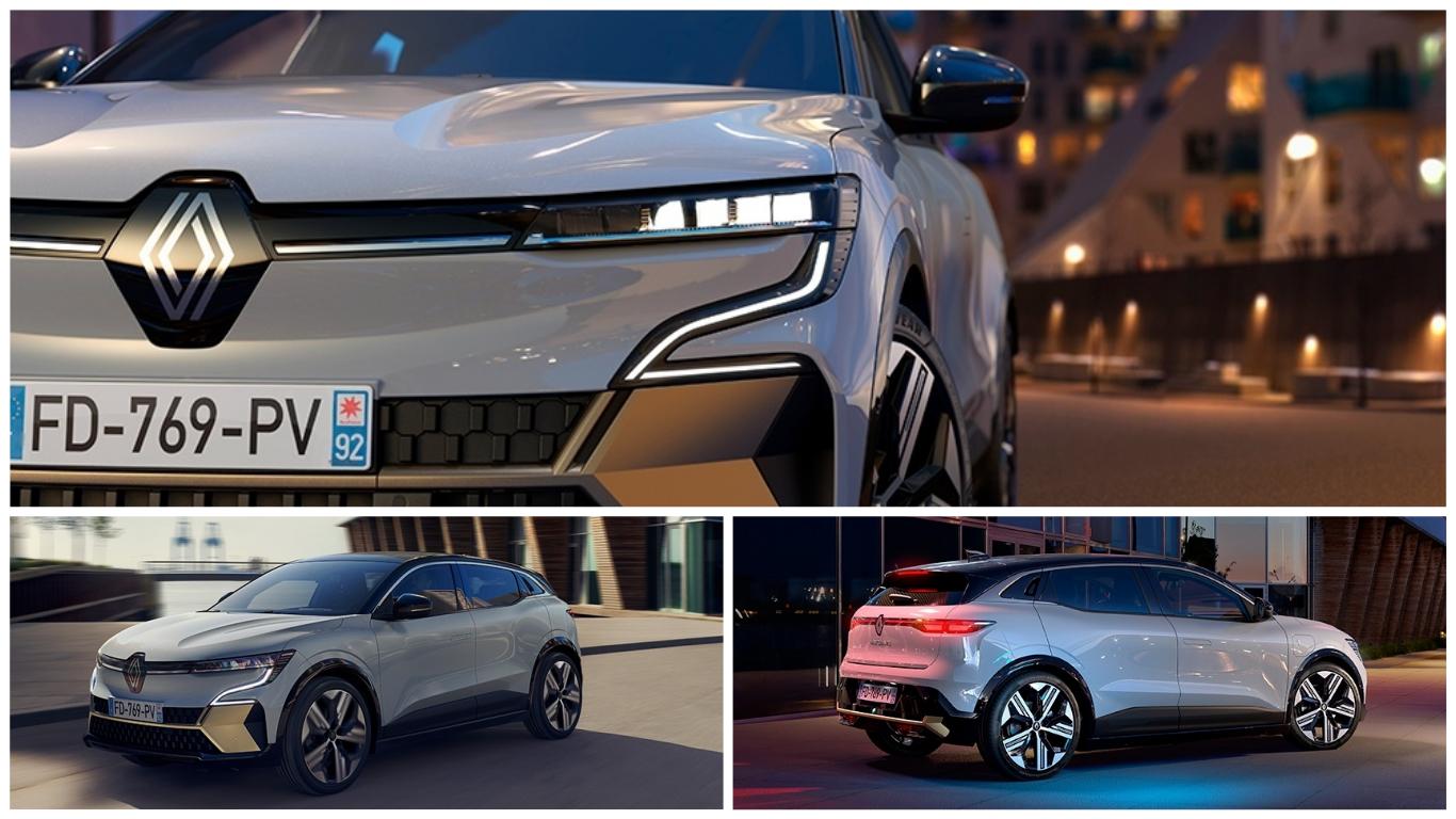 El nuevo Renault Mégane E-Tech Electric, en imágenes