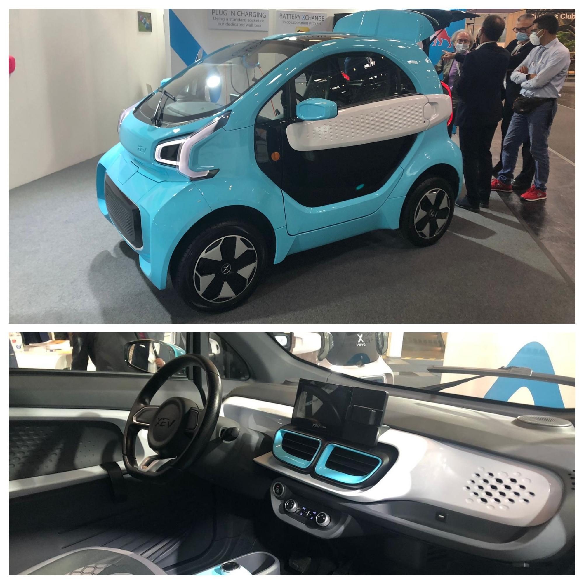 Salon del automovil de Munich - IAA 2021 - novedades - estrenos  - en directo - bmw