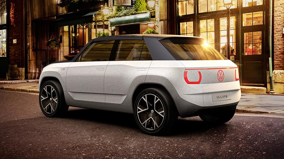 Volkswagen ID.Life - Salon del automovil de Munich 2021 - IAA 2021 - coche eléctrico - interior de cine - ID.2 - made in Spain