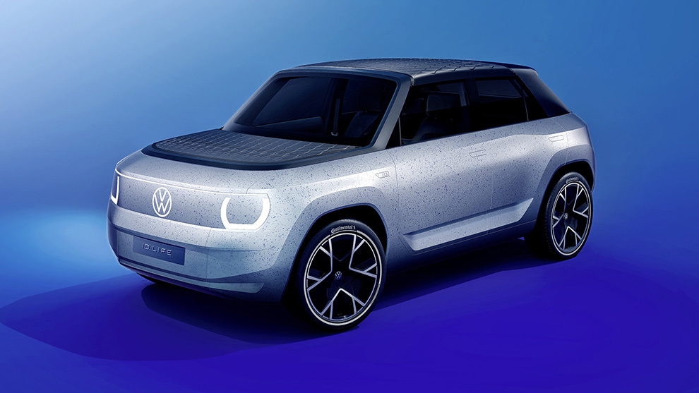 El Volkswagen ID.Life, en imágenes