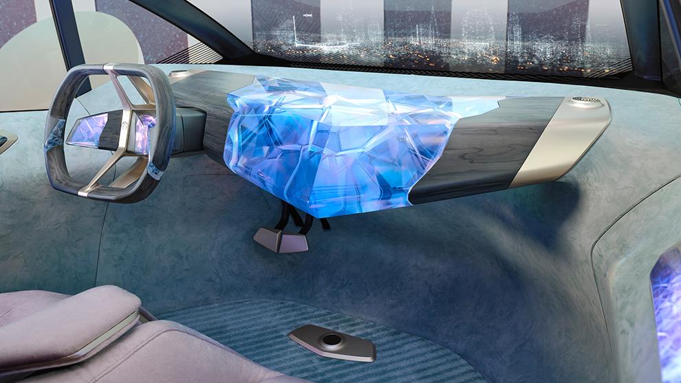 BMW i Vision Circular: el compacto que inspirará a los modelos de 2040
