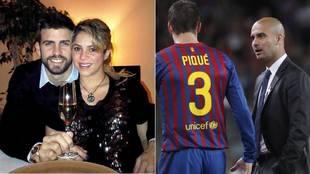 """""""Empiezo a salir con Shakira y la relación con Guardiola cambia"""""""