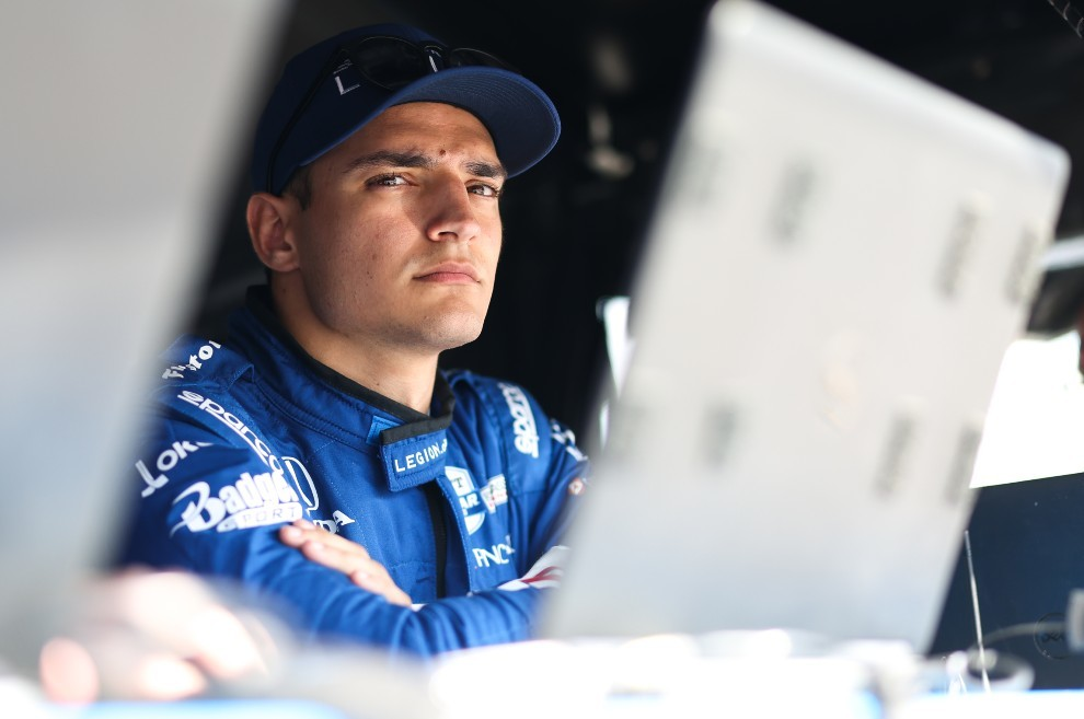 Álex Palou -  Indycar - Ganassi - título - Portland
