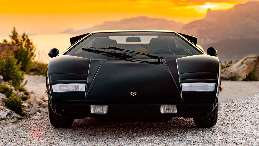Lamborghini Countach LP 400 'Periscopio'.