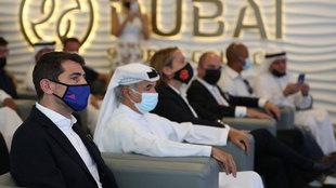 Iker Casillas abre un centro de entrenamiento para porteros en Dubai