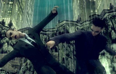 Videojuego The Matrix: Path of Neo