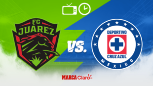 FC Juárez vs Cruz Azul