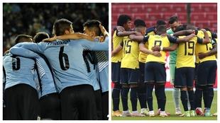 Uruguay - Ecuador, en directo