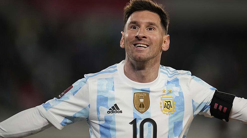Monumental Messi