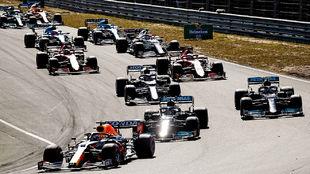 Horarios GP Italia - F1 Monza - Donde ver TV Libres Parrilla...