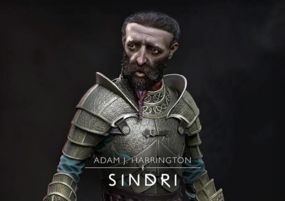sindri god of war