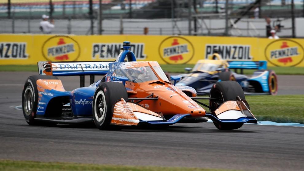 Alex Palou - Portland - Indycar - Ganassi