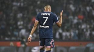 Mbappe PSG
