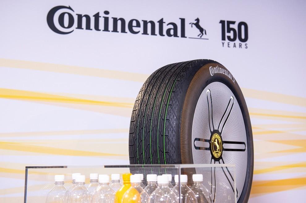 Conti Green - neumático ecológico - Continental Sport Contact 7 - neumáticos -