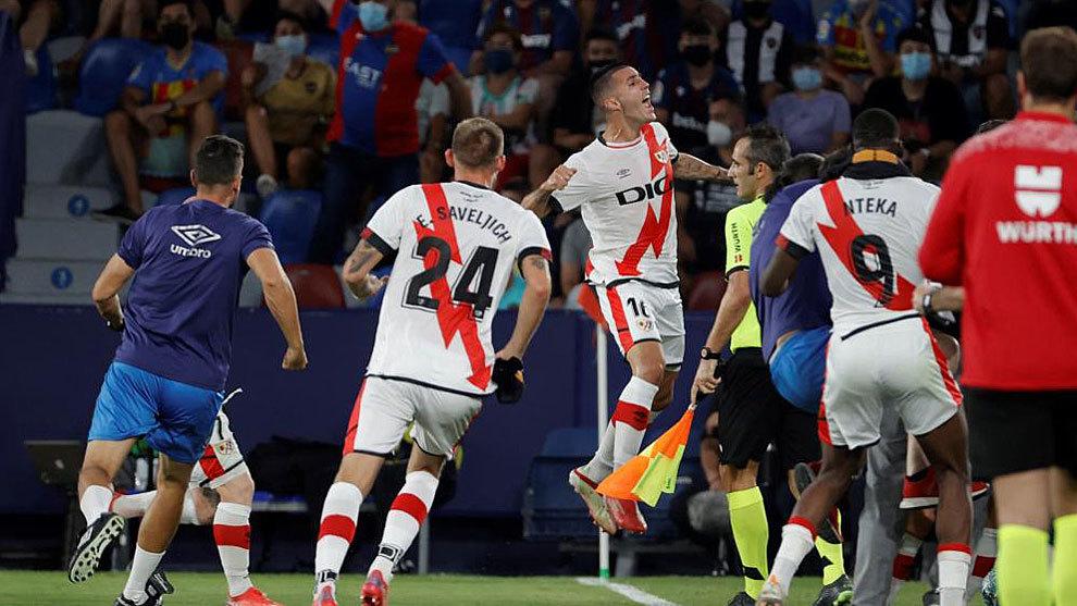 Sergi Guardiola amplía la mala racha del Levante en el 92'