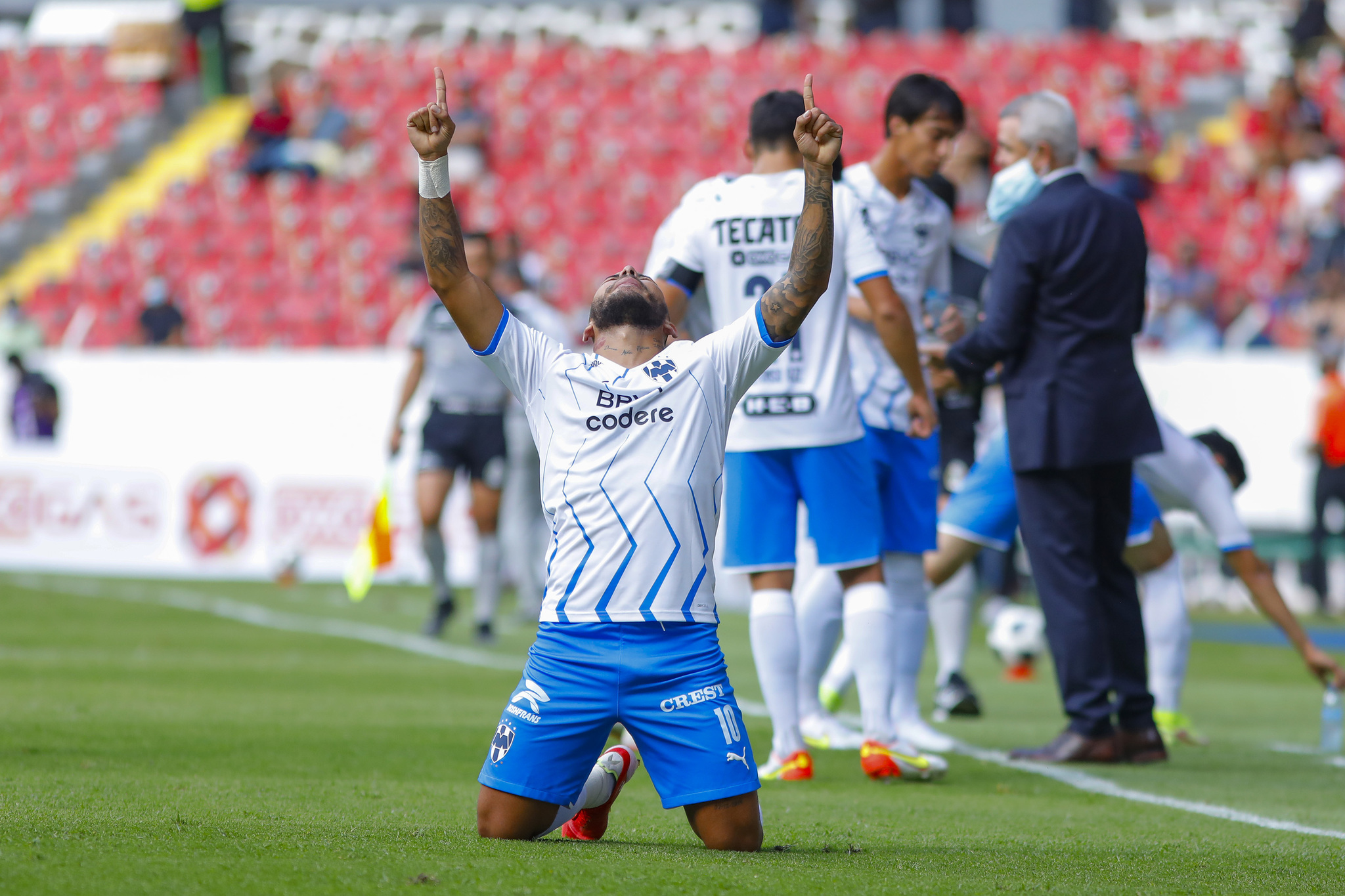 Atlas vs Monterrey: Resumen, goles y mejores jugadas del partido de la jornada 8 del Apertura 2021