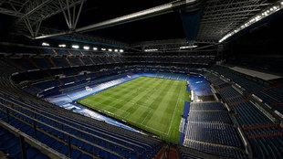 Vuelve el Santiago Bernabéu tras una obra de ingeniería sin precedentes