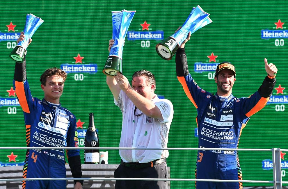 GP Italia F1 2021: Gran Premio de Italia: Resumen, resultado y posiciones  de la carrera de autos de la Fórmula 1, online   Marca