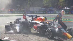 Hamilton y Verstappen, fuera: ¿quién tuvo la culpa?