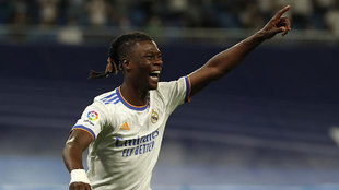 Camavinga firma un debut histórico: ¡gol a los seis minutos!