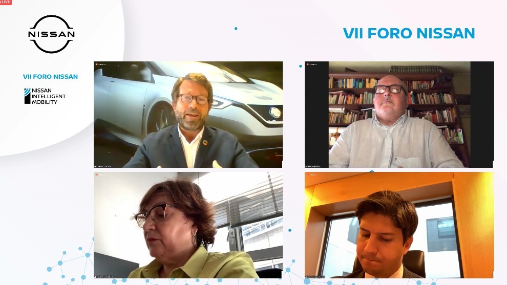 VII Foro Nissan - coches eléctricos - movilidad eléctrica - bajada del IVA