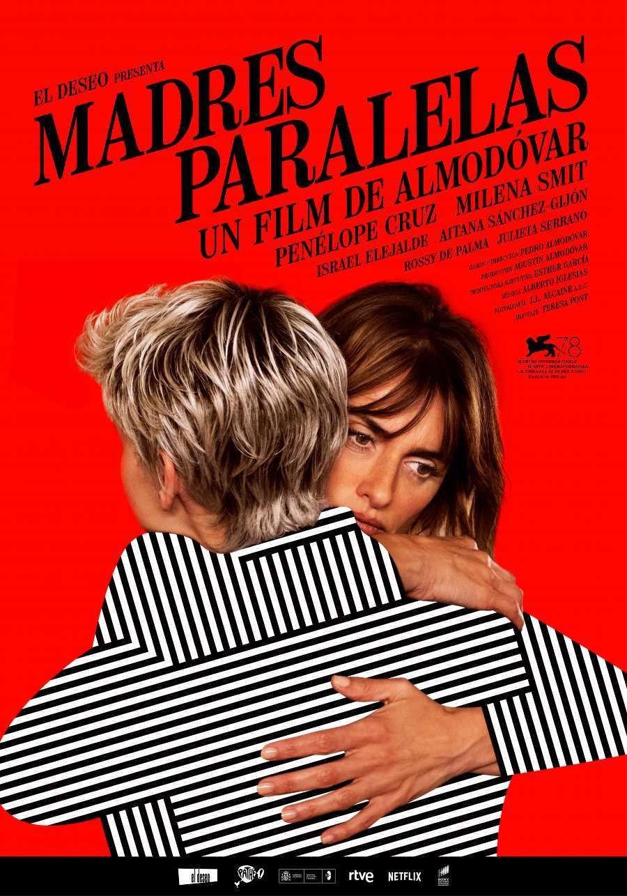 Cartel de 'Madres paralelas'