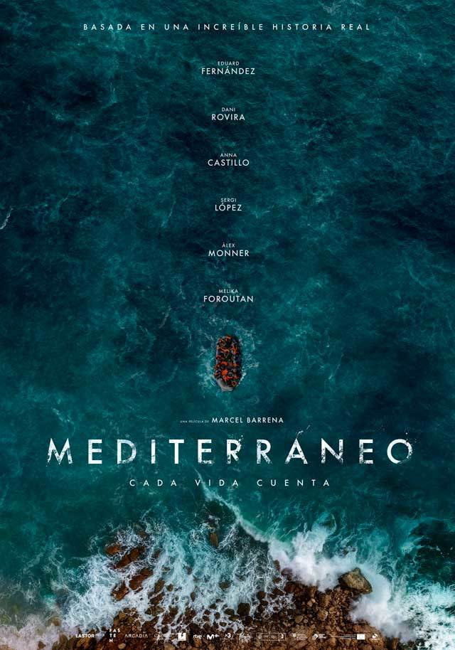 Cartel de 'Mediterráneo'