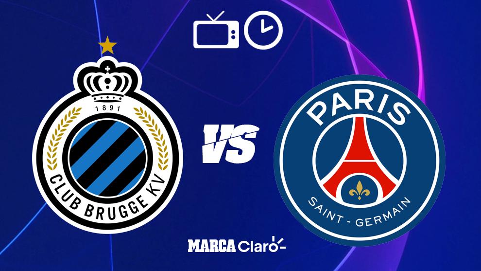 Brujas vs PSG: Resumen, resultado y goles