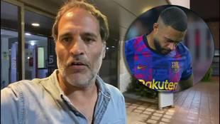 """""""El Barça juega a otra cosa que el Madrid, Bayern, PSG..."""""""