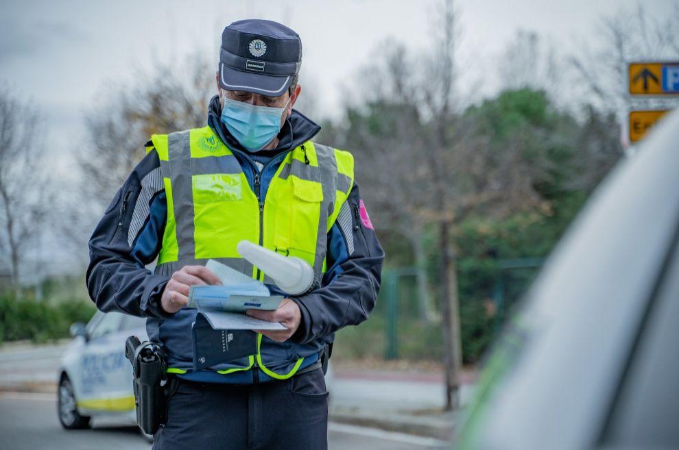 Madrid Central - multas - entrada en vigor - Ordenanza de Movilidad