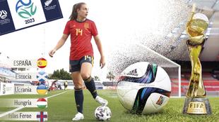 Alexia Putellas, capitana de la selección española en esta...
