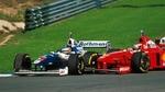 """""""Schumacher fue el primero en hacer juego sucio en pista"""""""