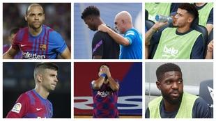 La maldición que está destrozando al Barça