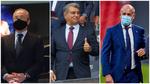 Real Madrid, Barcelona y Athletic impugnan el acuerdo de LaLiga y CVC