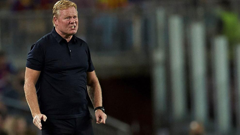 """""""Koeman no tiene ningún tipo de culpa de lo que le está pasando al Barça"""""""