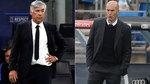 Las cinco diferencias entre Ancelotti y Zidane en este arranque de temporada
