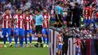 Indignación del Atlético con Gil Manzano