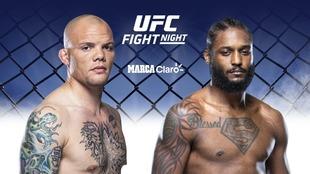 Smith vs Spann, en directo UFC Vegas 37