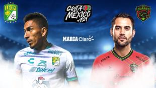 Liga Mx en vivo: León vs Juárez en directo online; resultado de hoy...