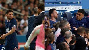Pochettino saca a Messi de cambio y nadie puede creerlo