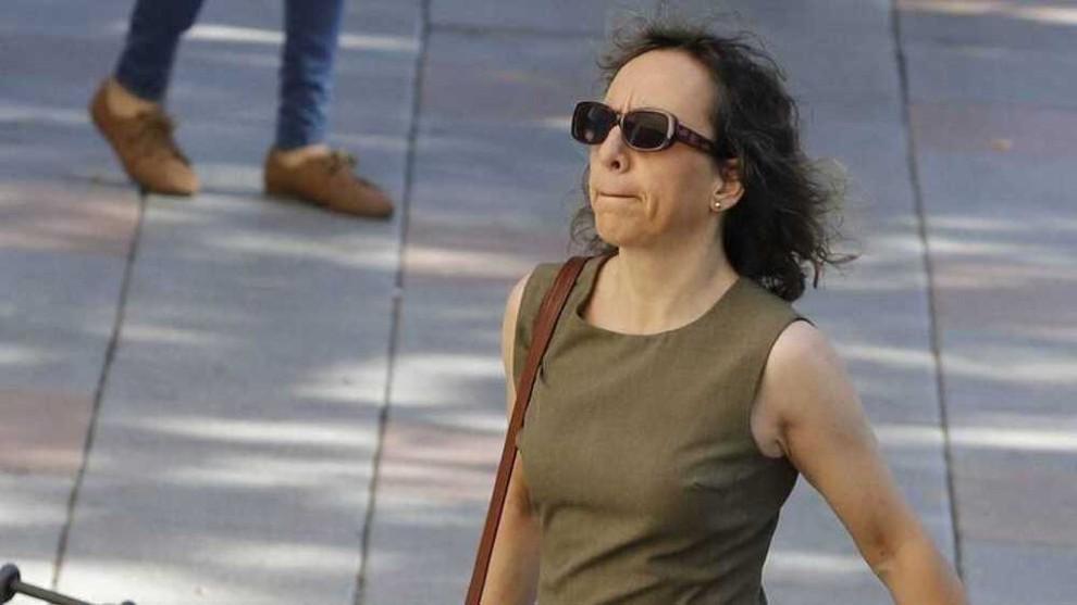 doctora Noelia de Mingo ingresa prisión