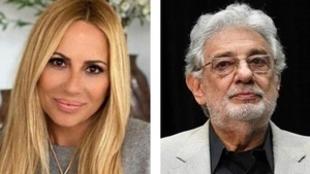 Marta Sánchez sale en defensa de su amigo Plácido Domingo.