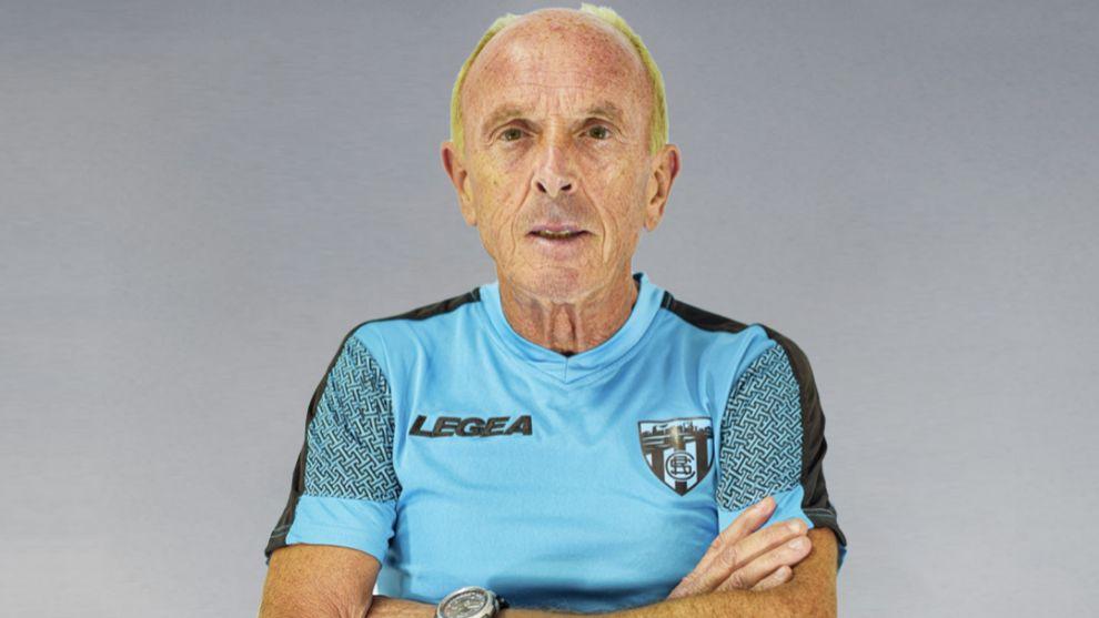 Imagen de Fernando San Cristóbal, ATS del Sestao durante 48 temporadas.