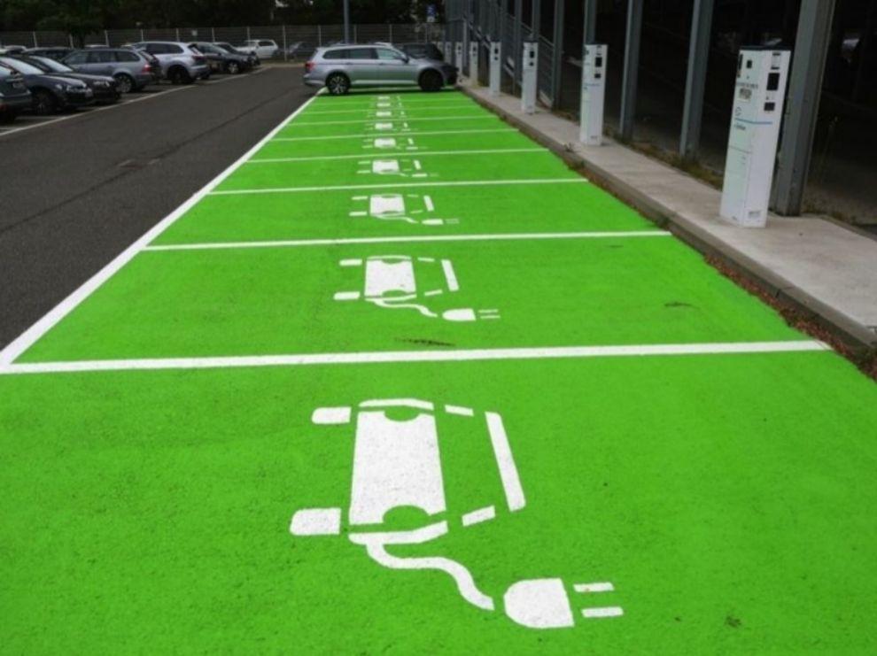 ACEA - mapa Europa puntos de recarga - infraestructura - coches electricos - ranking