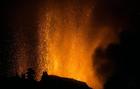 """Negacionistas del volcán: """"Es provocado"""", """"Ondas Haarp""""..."""