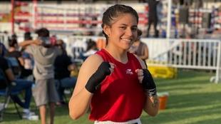La mexicana Jennifer Carrillo da prioridad a Paris 2024 antes que al boxeo profesional
