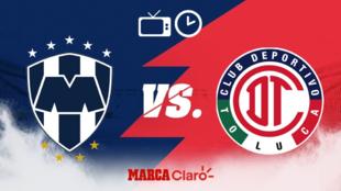 Monterrey vs Toluca