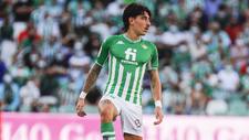 Bellerín - Betis - Benito Villamarín - LaLiga - Fútbol - Debut